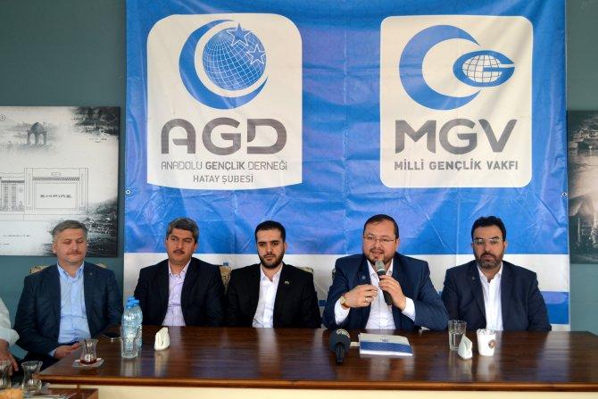 AGD Genel Başkanı Turhan: