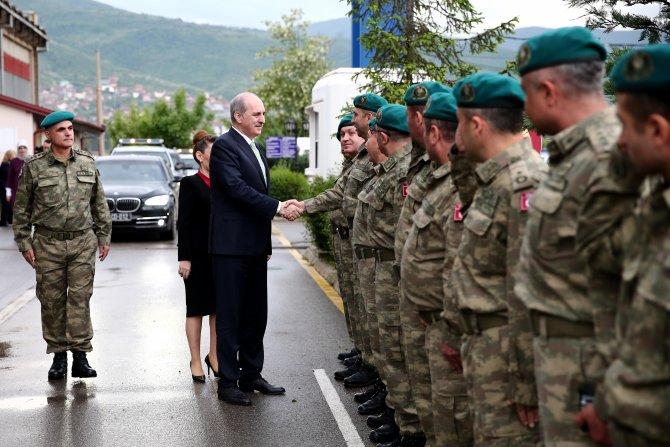 Başbakan Yardımcısı Kurtulmuş'un Kosova temasları