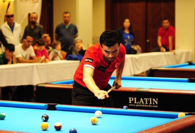 Bilardo: Türkiye Pool Şampiyonası
