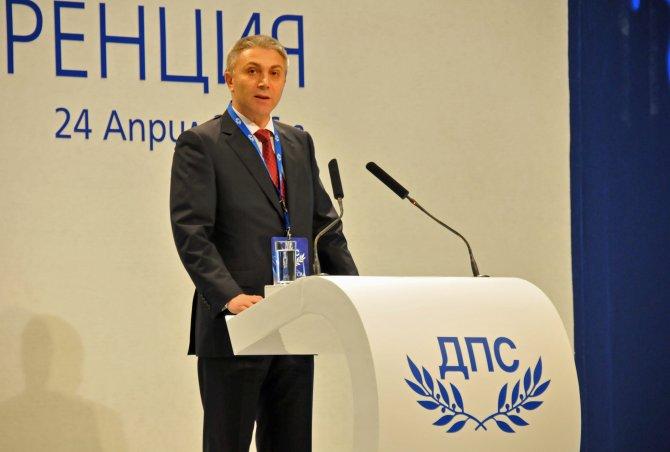 Bulgaristan'da HÖH partisinin kurultayı