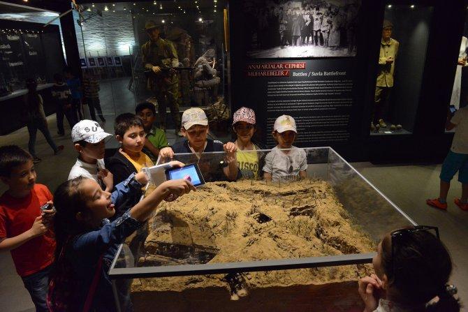 Çanakkale Destanı Tanıtım Merkezi'ne düzenleme
