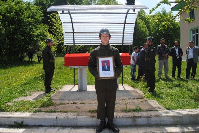 Kore gazisi Demir vefat etti
