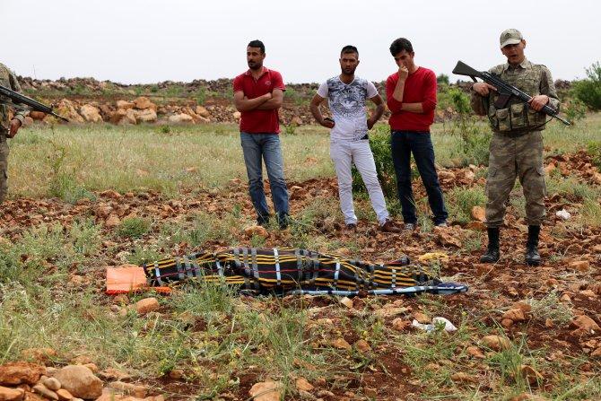 Şanlıurfa'da elektrik akımına kapılan işçi öldü