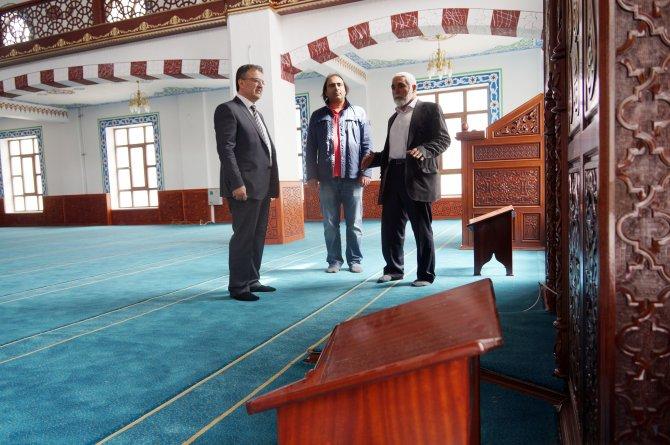 Yeni Çeltek Kömür İşletmelerinden cami ve okul inşaatlarına destek