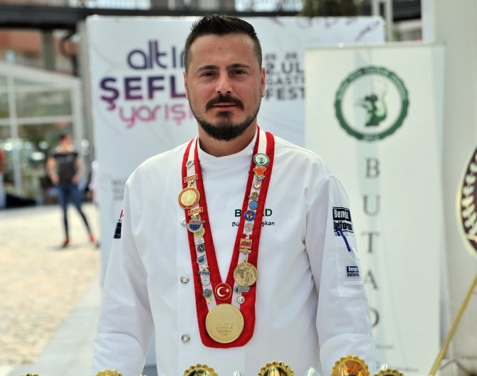 """""""2. Ulusal Gastronomi Festivali"""" başladı"""