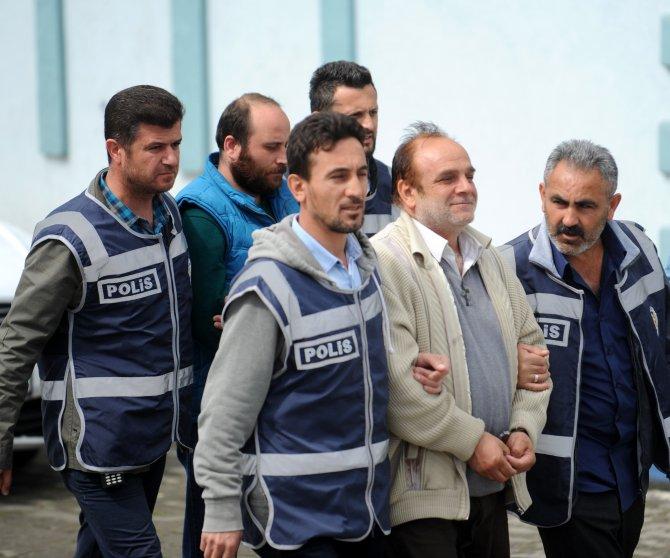 Düzce'de fabrikadan hırsızlık iddiası