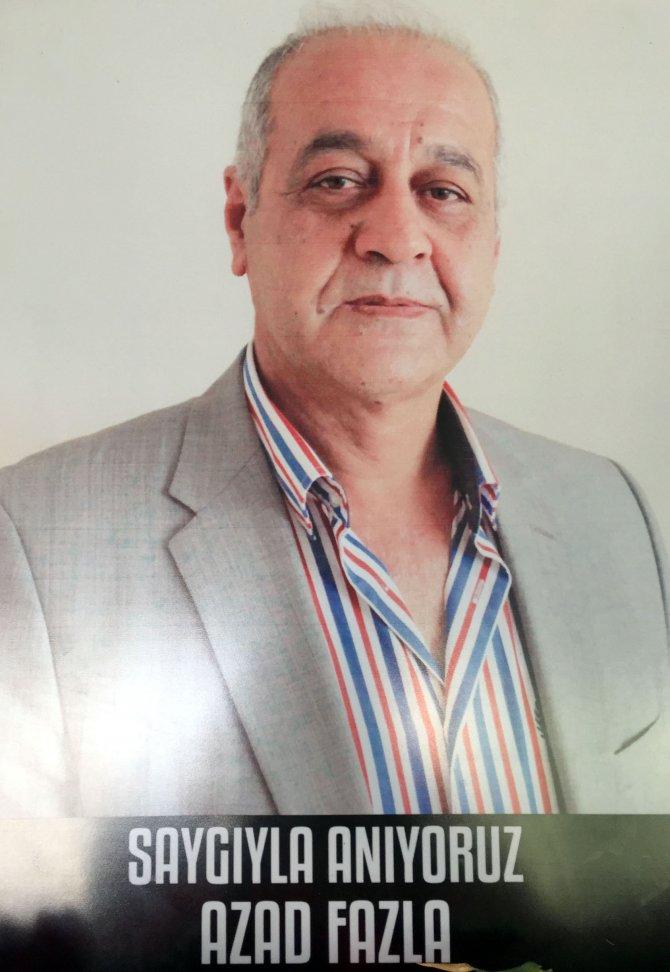 İzmir Büyükşehir Belediyesi Meclisi AK Parti Grup Sözcüsü Fazla'nın vefatı