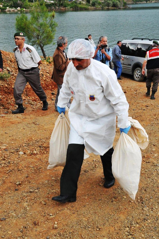 Muğla'da ormanlık alanda kadın cesedi bulundu