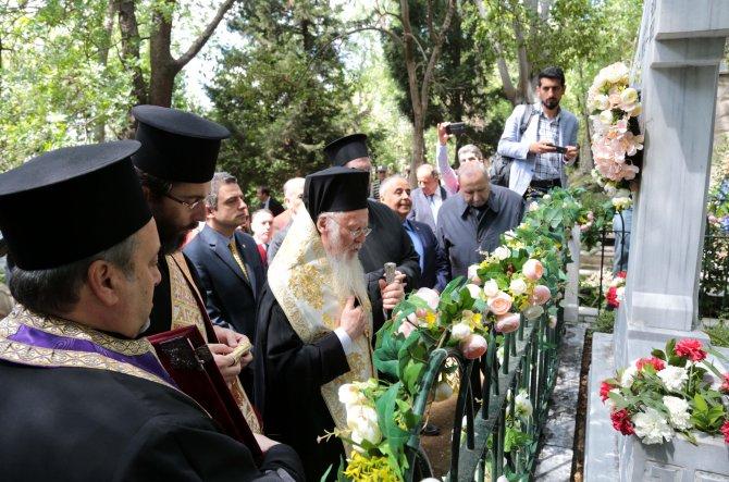 Marko Paşa mezarı başında anıldı