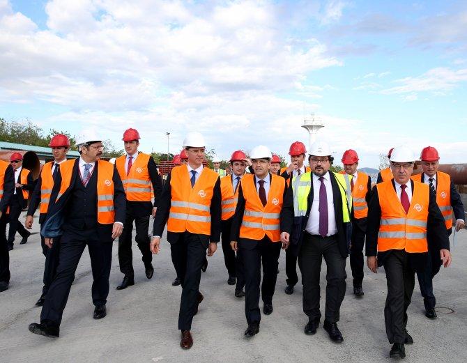 """""""Türkiye-AB Yüksek Düzeyli Ekonomik Diyalog"""" toplantısı"""