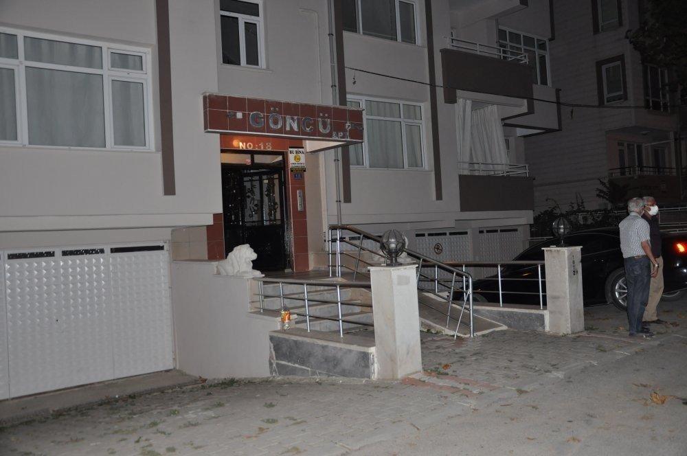 Konya'da avukatı bıçakla yaraladılar