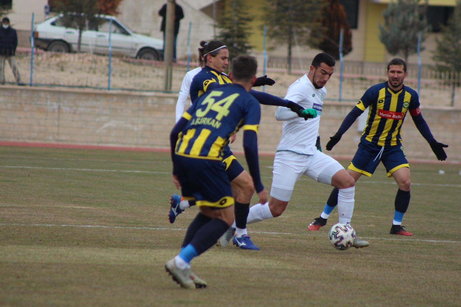 1922 Konyaspor 1 Tarsus U0130dman Yurdu 2