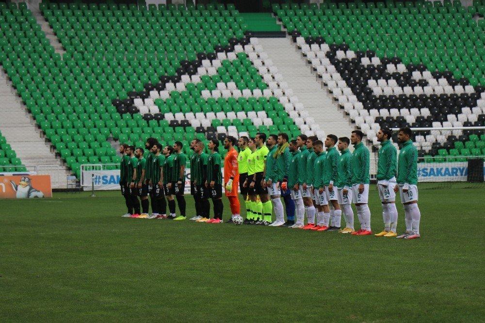 1922 Konyaspor 2. devreye puanla başladı