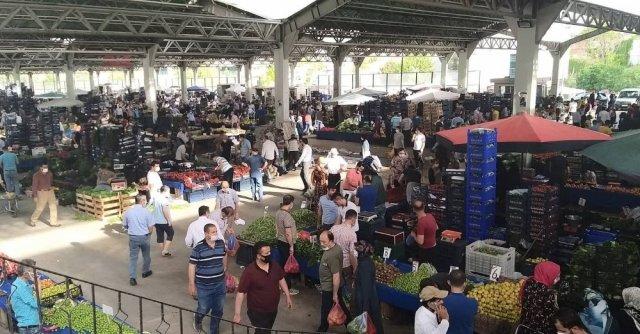 Kırıkkale'de 'Cumartesi Pazarı' kendi gününde kurulacak
