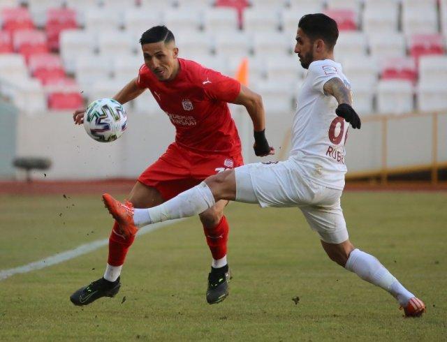 Sivasspor ligde 12. beraberliğini aldı