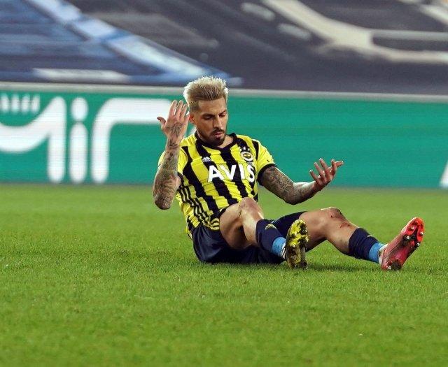 """Jose Sosa: """"Fenerbahçe kazanma geleneği olan bir kulüp"""""""
