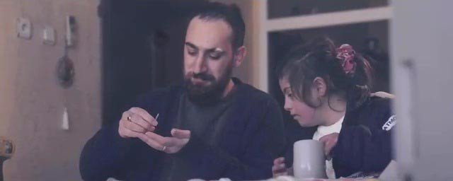 Mardin'de 'Can dostlarımızı yalnız ve aç bırakmıyoruz' konulu kamu spotu çekildi