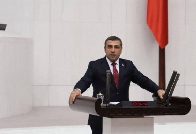 Milletvekili Taşdoğan'dan ihracatçılara meclisten teşekkür