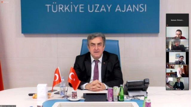 """TUA Başkanı Yıldırım'dan """"milli uzay programı"""" açıklaması: """"Hayal satmıyoruz"""""""