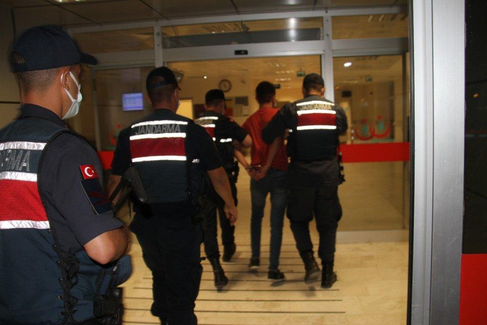 Konya'da Polisin 'dur' ihtarına uymayan sürücü 60 kilometrelik kovalamacayla yakalandı