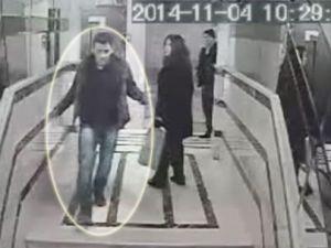 HDP'li ismin boğazını kesen şahıs kamerada