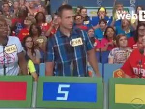 Yarışmada Rezil Olan Yarışmacı