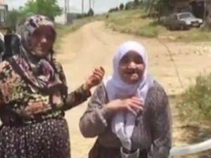 Eşşe nineden 'Erdoğan'a' duygulandıran dua