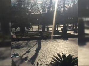 İstanbul Sultanahmet Meydanı'nda patlama!