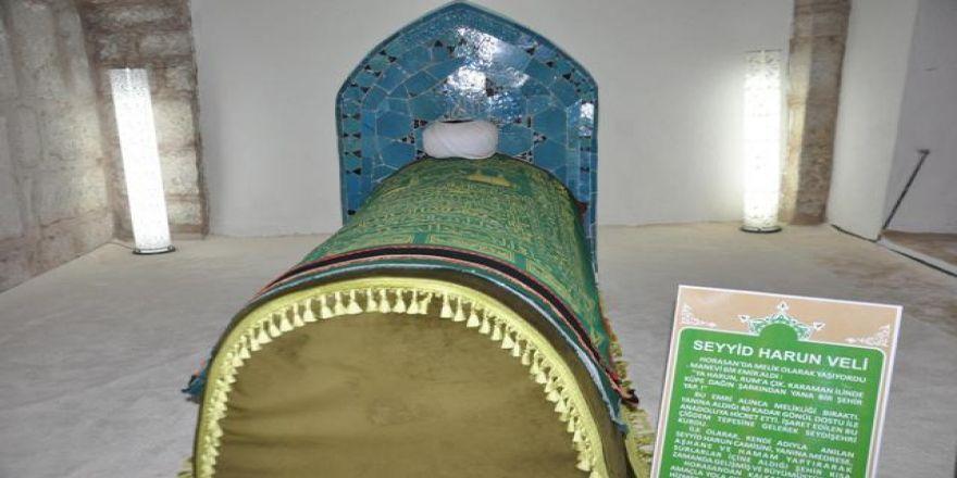 Seyyid Harun Veli Camii ve Türbesi