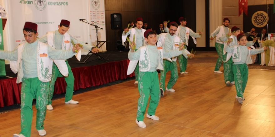 Konyaspor gecesinde Grup Kaşıks şov