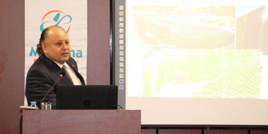 Rektör Prof. Dr. Hüseyin Avni Öktem PUSULA'ya konuştu