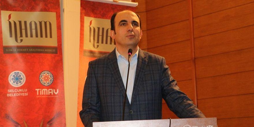 """Uğur İbrahim Altay,"""" 2017 yılında birçok projeyi hayata geçirmeyi hedefliyoruz"""""""