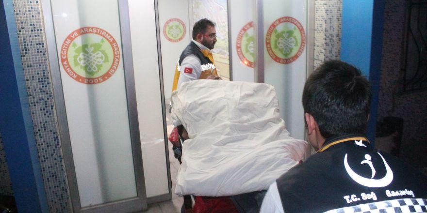 Konya'da tuvalet sırası kavgası: 1'i ağır, 2 yaralı