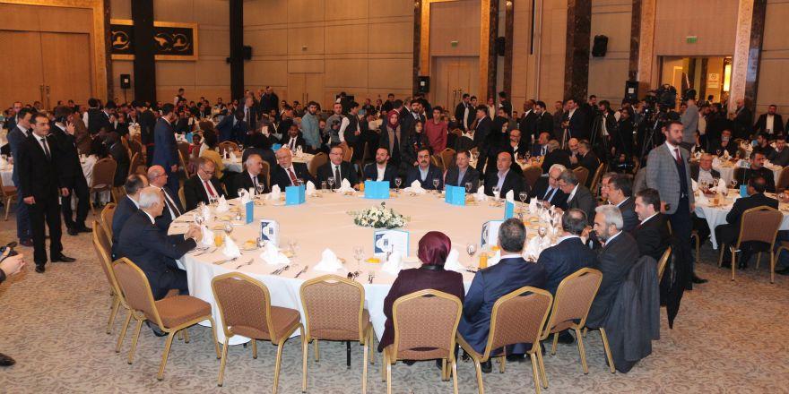 MÜSİAD Konya Şubesinin 22. Olağan Genel Kurulu gerçekleştirildi