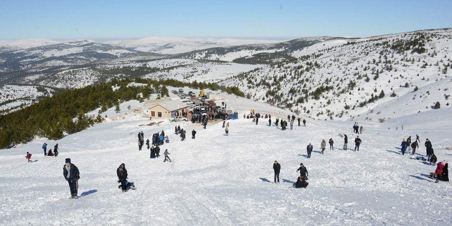 Konya kayak merkezine kavuşuyor