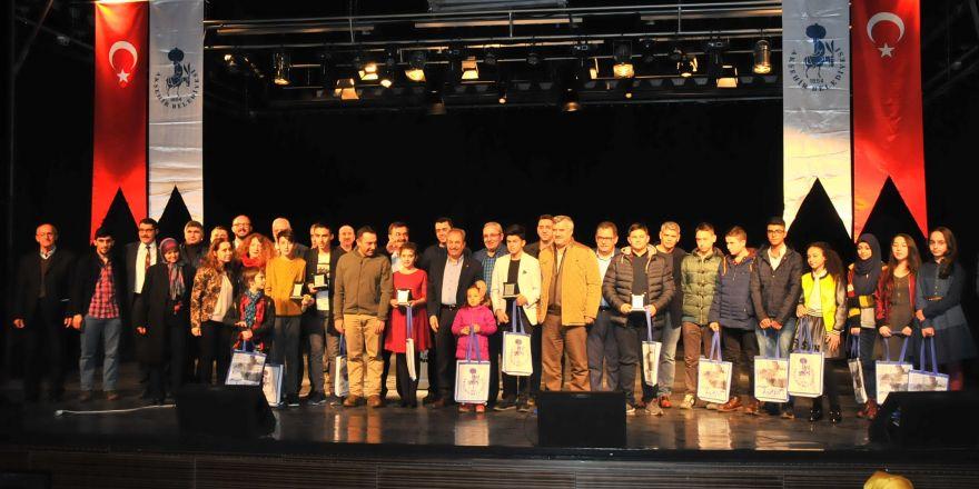 'Mavi Bisiklet' filminin Akşehir galası yapıldı
