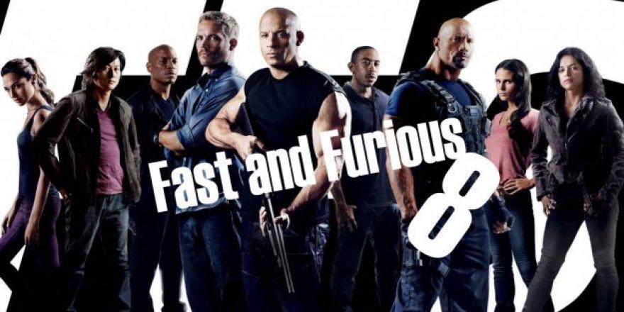 Hızlı ve Öfkeli 8 - The Fate Of The Furious Türkçe Fragmanı yayınlandı
