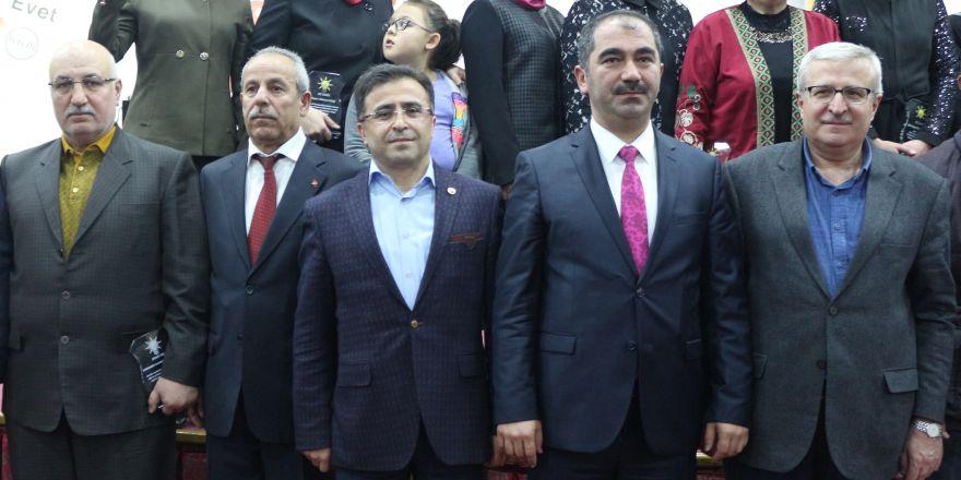 AK Parti Karatay ilçe teşkilatından vefa yemeği