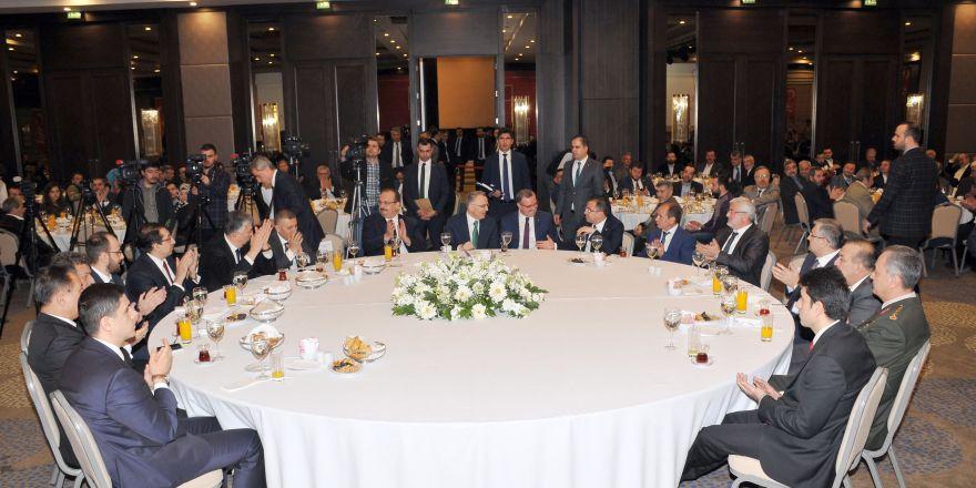 Maliye Bakanı Ağbal, Konya'da konuştu