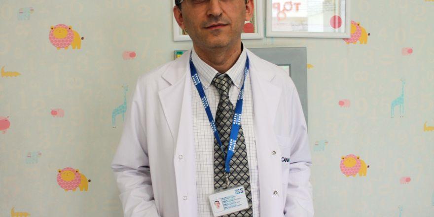"""Dr. Taşbaş: """"Mevsim geçişlerinden en çok çocuklar etkileniyor"""""""