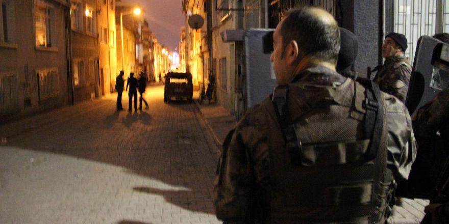 Konya'da dehşet saçan şahıs özel harekat operasyonuyla yakalandı