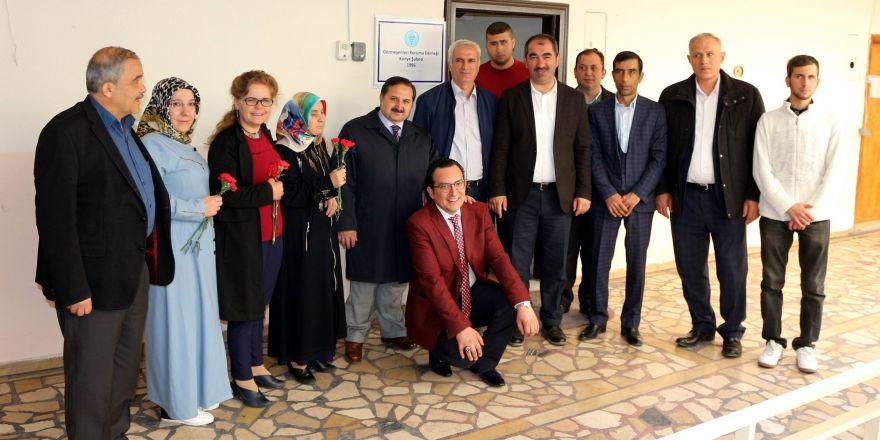 Milletvekili Özdemir, referandum çalışmalarına devam ediyor