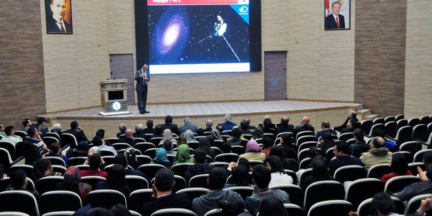 Uzay bilimlerini tercih edeceklerin önü açık