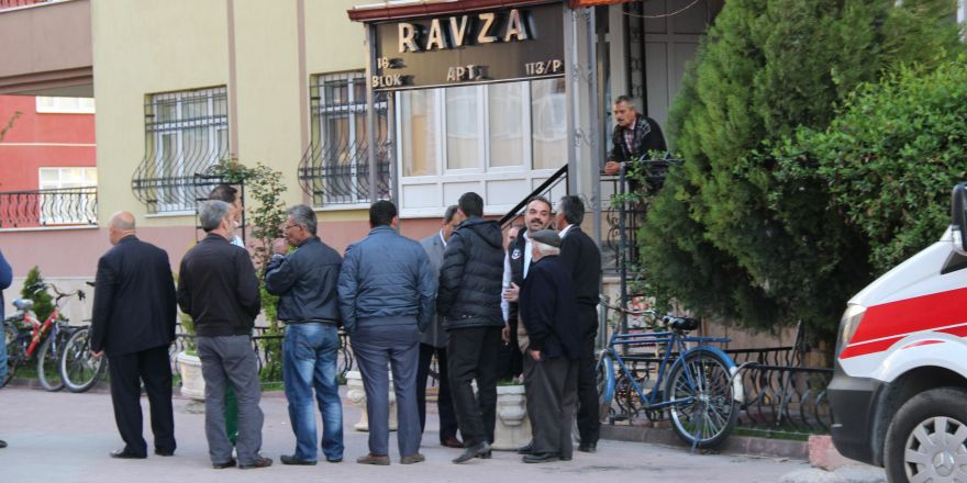 Şehit polisin Konya'daki ailesine acı haber verildi