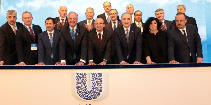 Unilever'in Konya Ev ve Kişisel Bakım Ürünleri Fabrikası açıldı