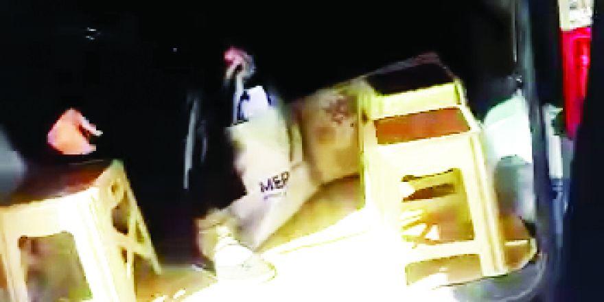 Konya sokaklarında kaçak suriyeli dolmuşcu