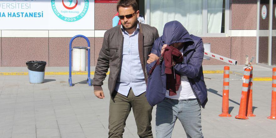 Konya'da FETÖ/PDY operasyonu