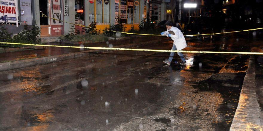 Seydişehir'de kahvehane kurşunlandı