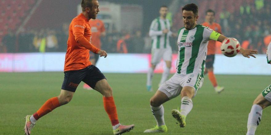 Kupa Konyaspor'un!