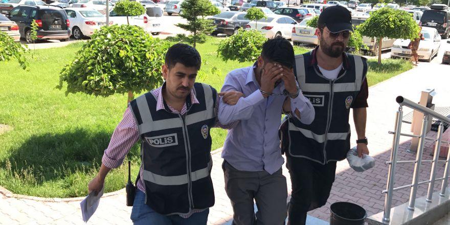 39 bin lira çaldığı iddia edilen şüpheli adli kontrolle serbest kaldı